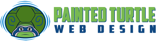Painted Turtle Web Design Logo